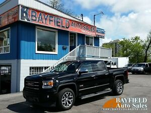 2015 GMC Sierra 1500 SLT Crew Cab All Terrain 4x4 **Leather/Sunr