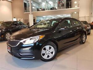 2016 Kia Forte 1.8L LX-AUTO-BLUETOOTH-ONLY 31KM