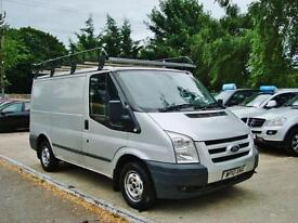 2010 FORD TRANSIT 2.2 TDCi 260 SWB Trend Low Roof NO VAT
