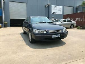 2001 Toyota Camry SXV20R (ii) CSi Blue 4 Speed Automatic Sedan