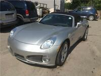 2006 Pontiac Solstice Convertible  Only 64,000 KM