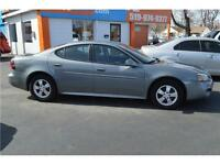 2007 Pontiac Grand Prix Sedan - excellent safety ratings!