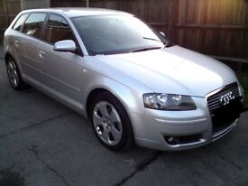 Audi A3 Breaking For Parts 2.0 TDI 04-08