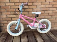Girls Fairies 14inch Bicycle