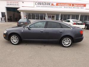 2007 Audi A6 3.2L AWD DVDS! REDUCED by $1500! BEST DEAL !