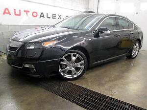 2014 Acura TL Elite PKG. NAVIGATION CUIR TOIT SH AWD CAMERA