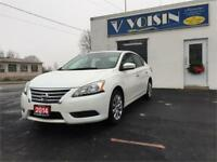 2014 Nissan Sentra S 1.8L 4 cyl.   FWD   CVT   A/C   NO ACCIDENT Kitchener / Waterloo Kitchener Area Preview