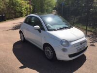 2012 Fiat 500 1.2 Petrol 38k miles only new mot £3999