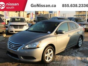 2013 Nissan Sentra S: AIR, ALLOY RIMS