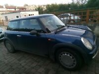 Mini One - cheap runaround