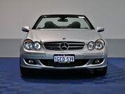 2006 Mercedes-Benz CLK280 C209 MY06 Elegance Silver 7 Speed Automatic G-Tronic Cabriolet Jandakot Cockburn Area Preview