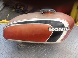 1970's Honda cb 350 tank and side covers $200