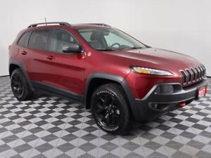 2017 Jeep Cherokee NAVIGATION/TRAILER TOW GROUP/V6 POWER