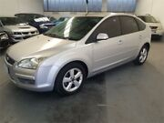 2006 Ford Focus LS LX Silver 4 Speed Sports Automatic Hatchback Mordialloc Kingston Area Preview