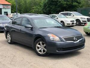 2007 Nissan Altima No-Accidents 2.5 S Heated Seats Push Start