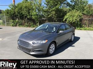 2014 Ford Fusion S STARTING AT $120.12 BI-WEEKLY