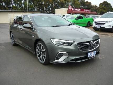 2018 Holden Commodore VXR Hatchback Collie Collie Area Preview