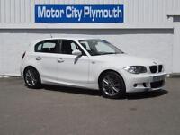 2009 09 BMW 1 SERIES 2.0 118D M SPORT 5D 141 BHP DIESEL