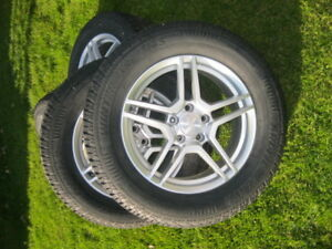 Winter tires and rims JUST REDUCED TO $450 NEED GONE