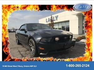 2011 Ford Mustang GT, Leather, Only 51561 km's!!