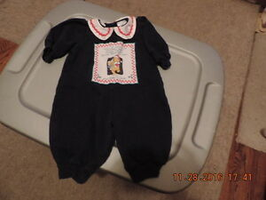 Size 9 month Disney POOH Romper London Ontario image 1