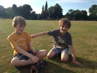 Au pair needed for Teddington family
