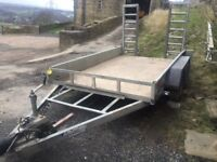Plant trailer indespension 3.5 ton