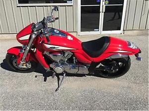 2013 Suzuki Boulevard M109R - Excellent Shape with Garmin GPS