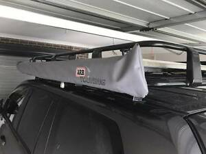 2015 TOYOTA PRADO 150 SERIES FULL STEEL  ROOF RACK Fletcher Newcastle Area Preview