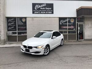 2013 BMW 328i X-DRIVE **LEATHER**SUNROOF**PRICED TO SELL** 328i