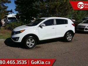 2016 Kia Sportage LX; SUPER LOW KMS, AWD, BLUETOOTH, HEATED SEAT