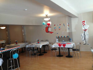 Shower Birthday Decorations Thing 1&2 Dr Seuss Sarnia Sarnia Area image 6