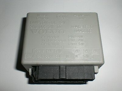 VOLVO C70,S70,V70,XC70 LAMP CONTROL RELAY / PART NUMBER 9442303 COLOUR GREY