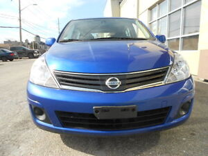 2012 Nissan Versa S; CERTIFIED & ETESTED