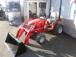Brand New 2017 TYM 254 HST ''COMPACT TRACTOR PACKAGE DEAL ''