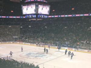 BEST PRICE Toronto Maple Leafs Tickets - Lower Bowl 106