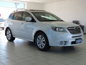 2013 Subaru Tribeca MY13 3.6R Premium (7 Seat) White 5 Speed Electronic Sportshift Wagon Morley Bayswater Area Preview