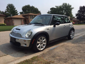 Mini Cooper S - Supercharged - must sell