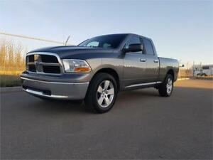 Just In! $19,990 / Only $189 B/W ~ 2012 Ram 1500 SLT Quad 4x4