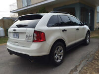 2013 Ford Edge Écoboost 4 cyl.