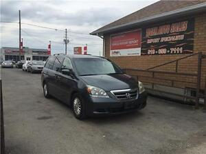 2006 Honda Odyssey EX-L****LEATHER***8 PASSENGER*****SUNROOF