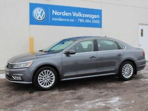 2017 Volkswagen Passat COMFORTLINE W / NAV AND DRIVE ASSIST