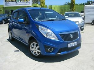 2011 Holden Barina SPARK*** FULL BOOKS***LOW KMS*** Blue 5 Speed Manual Hatchback Maddington Gosnells Area Preview