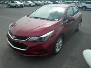 2018 Chevrolet Cruze DEMO SALE - ONLY 5284 KMS!!!