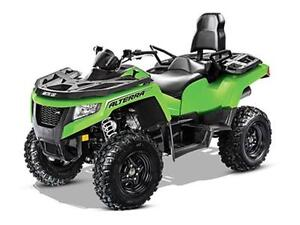 2017 Arctic Cat 500 ALTERRA TRV