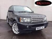 Land Rover Range Rover Sport 3.6 TD V8 auto 2009 Automatic Diesel HSE