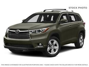2015 Toyota Highlander AWD 4dr Limited