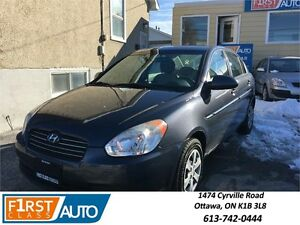 2009 Hyundai Accent - No Accidents! - Great On Gas! Reliable Car