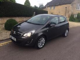 2013 (63) Vauxhall Corsa 1.4i 16v (100ps) (a/c) SE ONLY 15,000 MILES