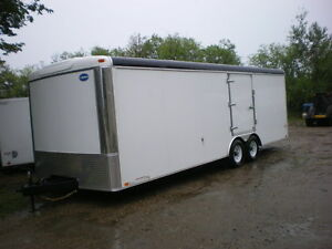 Automan Trailers has New United Cargo enclosed Car Trailers